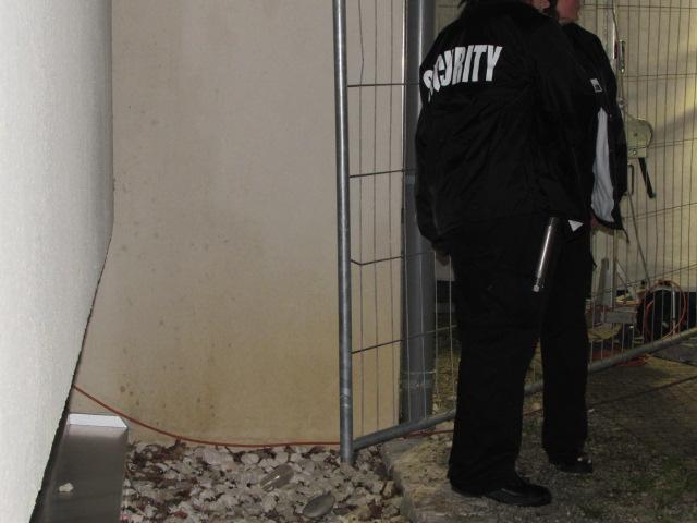 Gebäudeüberwachung
